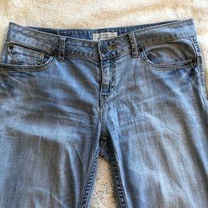 Aeropostale crop jeans 13/14